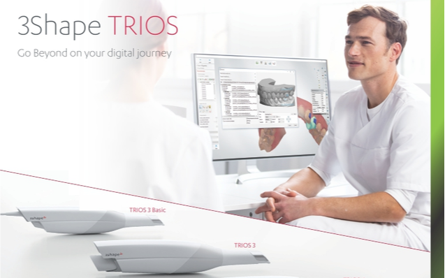 Everything you need to know about intraoral scanning with TRIOS by 3SHAPE!