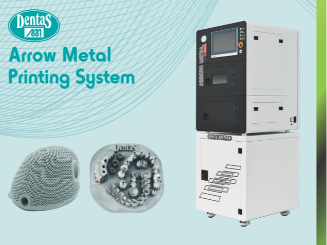 3D printing and metal printing machines